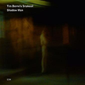 Tim Snakeoil Berne - Shadow Man [CD] USA import