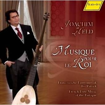 Joachim Held - Musique Pour Le Roi: French Lute Music of the Baroque [CD] USA import