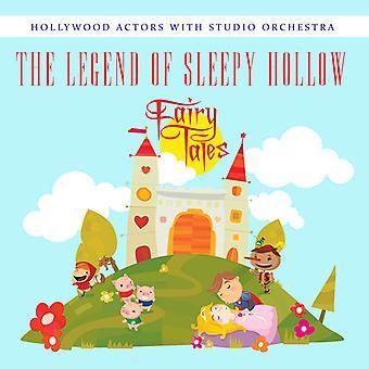 Sleepy Hollow - legenda Sleepy Hollow [CD] USA tuonti legenda
