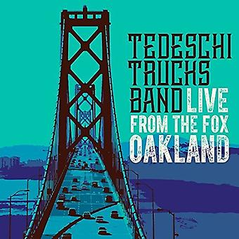 Tedeschi Trucks Band - Live From the Fox Oakland [Vinyl] USA import