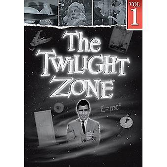 Twilight Zone: Volum en [DVD] USA import