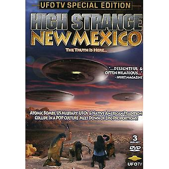 High Strange New Mexico [DVD] USA import