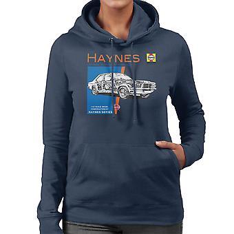 Haynes Owners Workshop Manual 0108 Vauxhall Victor VX4-90 Women's Hooded Sweatshirt
