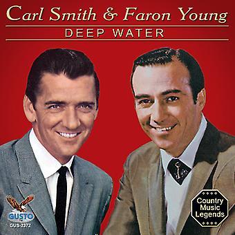Smith, Carl / jóvenes, Faron - aguas profundas [CD] los E.e.u.u. las importaciones