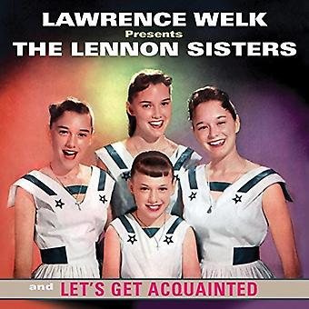 Lennon Sisters - Lawrence Welk Presents the Lennon Sisters: Let's [CD] USA import