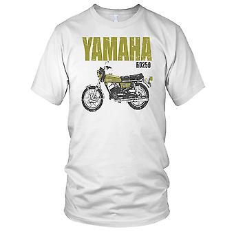 Yamaha RD250-Classic Bike-Herren-T-Shirt