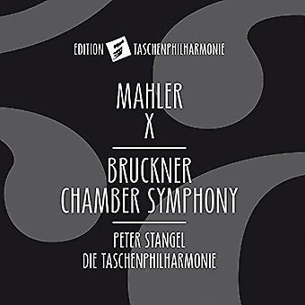 Bruckner / Stangel - Mahler Sinfonie 10 [CD] USA import