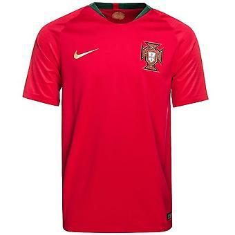 2018 / 2019 Portugal Home Nike Fußballtrikot (Kids)