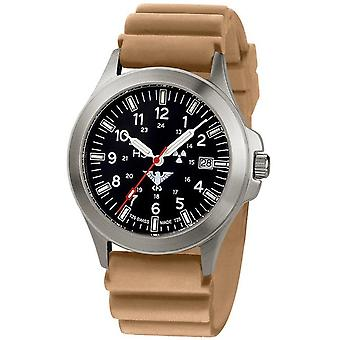 KHS watches mens watch platoon titanium KHS.PT. DT