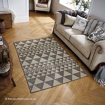 Moda prisme grå tæppe