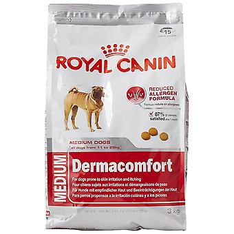 Royal Canin perro alimento seco Dermacomfort medio Mix 2kg