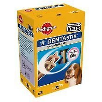 Pedigree Dentastix Treats for Medium Dogs (10-25kg) 56 Sticks