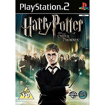 Harry Potter et l'Ordre du Phénix (PS2) - Factory Sealed