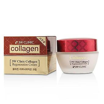 3W kliniek collageen regeneratie crème - 60ml / 2oz