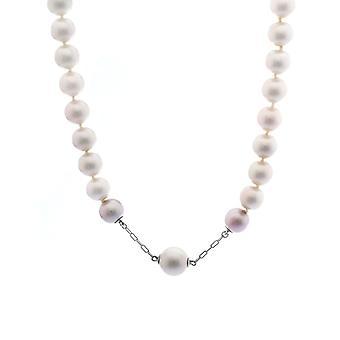 Misaki ladies necklace silver SCARLETT QCRNSCARLETT white