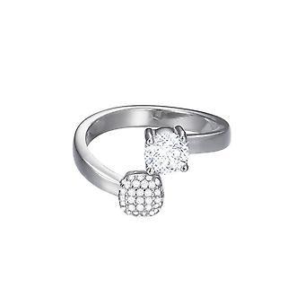 Composizione di ESPRIT donna anello argento zirconi ESRG92818A1