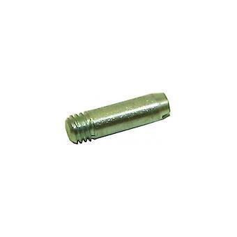 Indesit køleskab og fryser lavere hængsel Pin M6X13.5