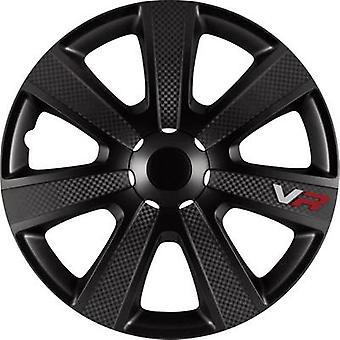 HP Autozubehör VR Wheel trims R16 Black (matt) 4 pc(s)