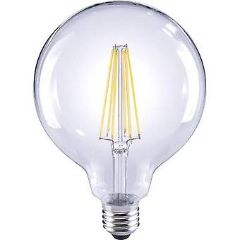 Sygonix LED (monochroom) EEC A++ (A++ - E) E27 Globe 12 W = 98 W Warm wit (Ø x L) 124 mm x 164 mm Filament 1 pc(s)