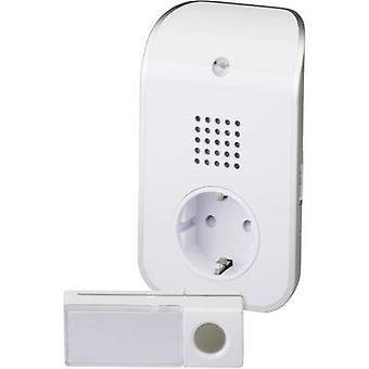Wireless door bell Complete set Heidemann 70822 HX Curve