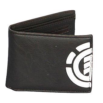 Elem pénztárca CC, Megjegyzés és érme zsebek ~ napi medve barna