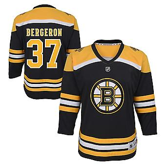 Outerstuff Nhl Boston Bruins Patrice Bergeron Home Youth Jersey