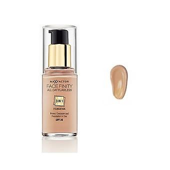 Max Factor Facefinity 3 En 1 Fondation 65 Rose Beige