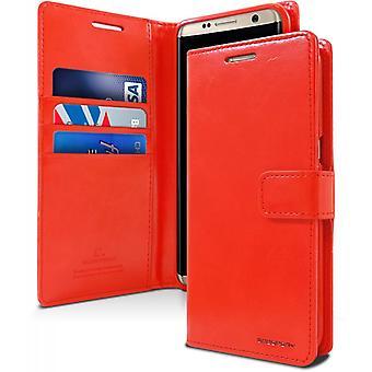 MERCURY GOOSPERY Blue Moon Samsung Galaxy S8 Plus-Red