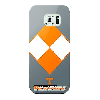 Mizco Sports NCAA Oversized Snapback TPU Case for Samsung Galaxy S6 (Tennessee Volunteers)