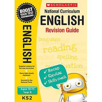Engelska Revision Guide - år 6 - år 6 av Lesley Fletcher - Graham F
