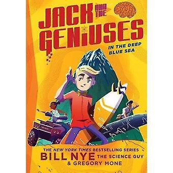 In the Deep Blue Sea - Buch Jack und die Genies #2 - Jack und das Gen