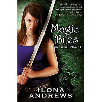 Magiska Bites: En Kate Daniels roman: 1: en Kate Daniels roman, bok 1