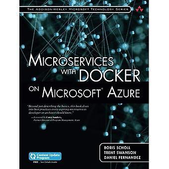 Microservices med Docker på Microsoft Azure (Addison-Wesley Microsoft teknologi)