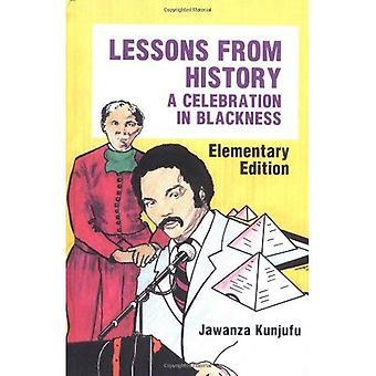 Lærdom fra historien: en feiring i mørket