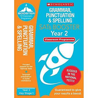 Grammar, Punctuation & Spelling Pack (Year 2) Classroom Programme (National Curriculum SATs Booster Programme)