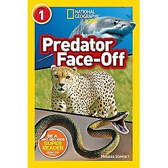 Nationella geografiska barn läsare: Predator face-Off (nationella geografiska barn läsare