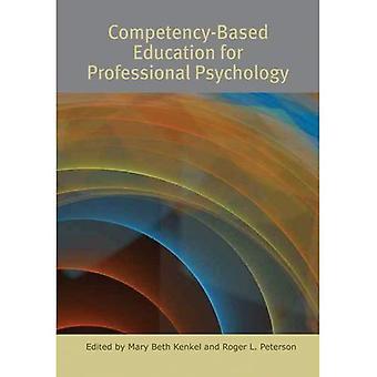 Educazione basata sulla competenza per psicologia professionale