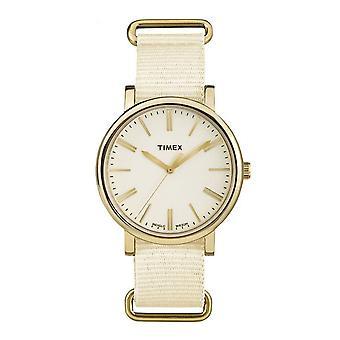 Timex weekender TW2P88800 Dameklokke