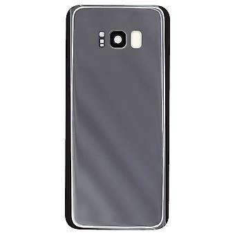Orchid Grey Samsung Galaxy S8 Plus Back Cover