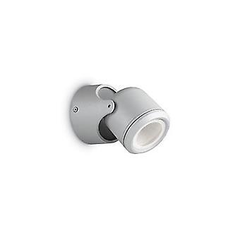 Ideal Lux - Xeno gris simple paroi lumineuse IDL129471
