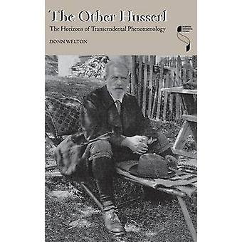 Andre Husserl horisont af transcendentale fænomenologi af Welton & Donn