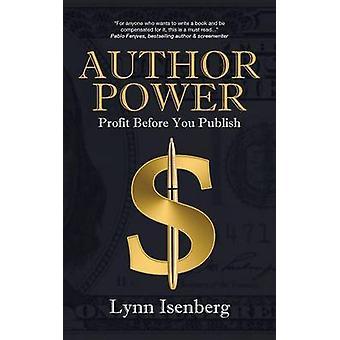 Auteur macht winst voordat u door Isenberg & Lynn publiceert