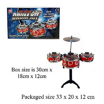 My First Drum Kit Ideal For Young Musicians