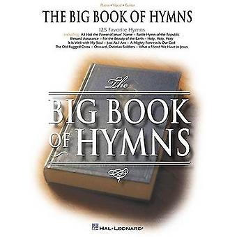 The Big Book of Hymns by Hal Leonard Publishing Corporation - 9780634