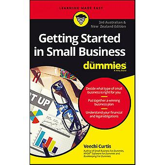 Getting Started in Small Business For Dummies by Veechi Curtis - 9780