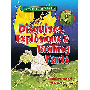 Disguises - Explosions and Boiling Farts - 2018 by Ruth Owen - 9781788