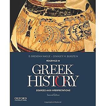 Leituras na história grega: fontes e interpretações