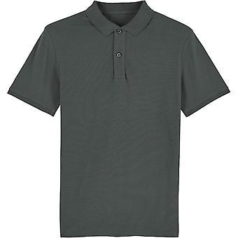 greenT Mens Organic Cotton Dedicator Iconic Polo Shirt