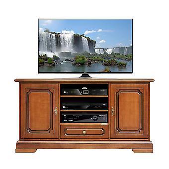 Porta tv 2 ante 1 cassetto larghezza 130 cm