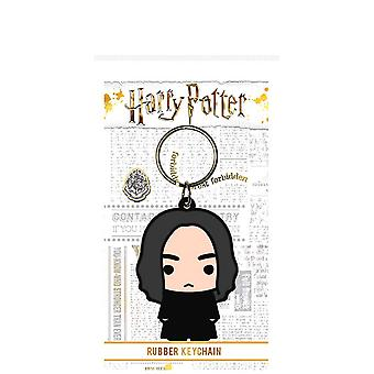 Harry Potter Severus Sneep Chibi rubber sleutelhanger